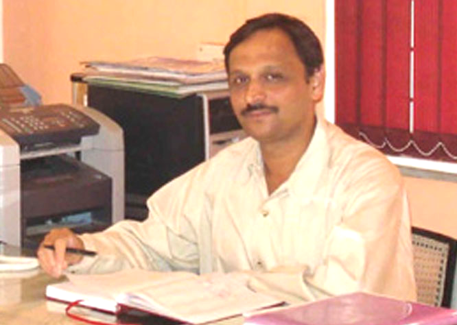 Dr. Shirish S. Sane